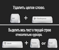 виндовс горячие клавиши