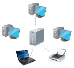 компьютеры в сети