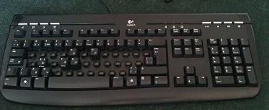 сборка клавиатуры