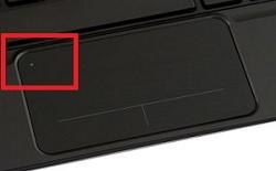 кнопка отключения тачпада