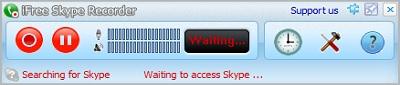 как записать разговоры в скайпе