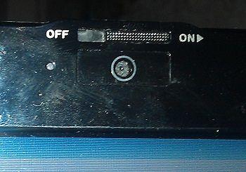 включите камеру кнопкой